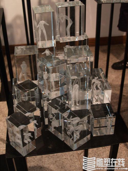 中国美术学院雕塑系2008届毕业展(图)