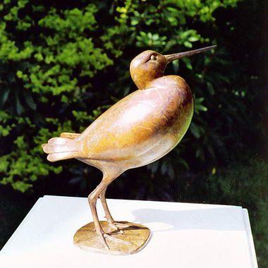 纳森动物铜雕塑(图)